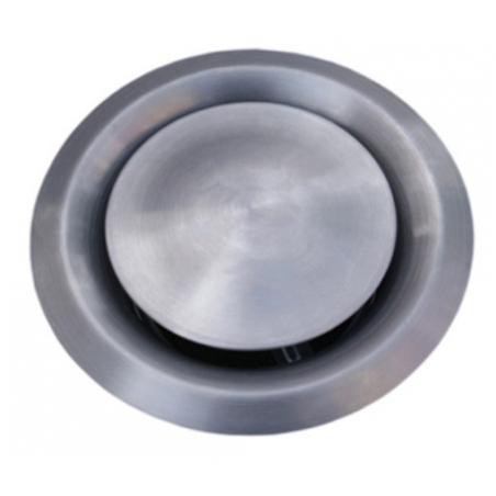 Tanierový ventil nerezový univerzálny