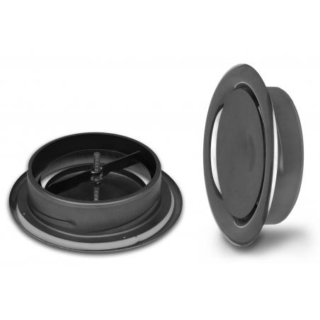 Talířový ventil nerezový přívodní