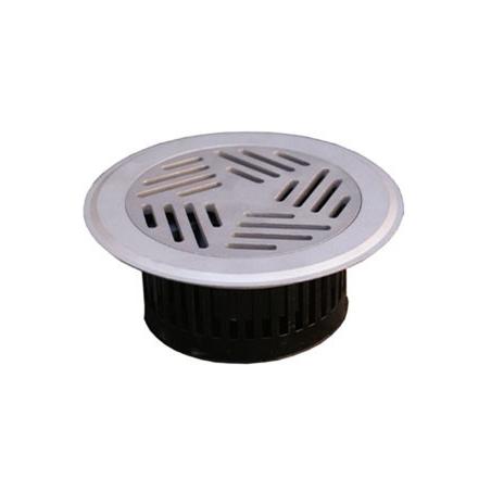 Podlahový difúzor kruhový
